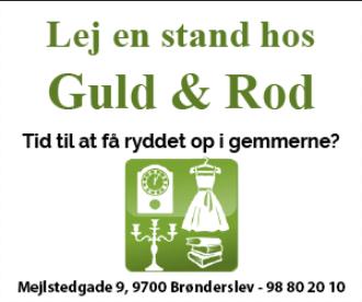 Guld & Rod