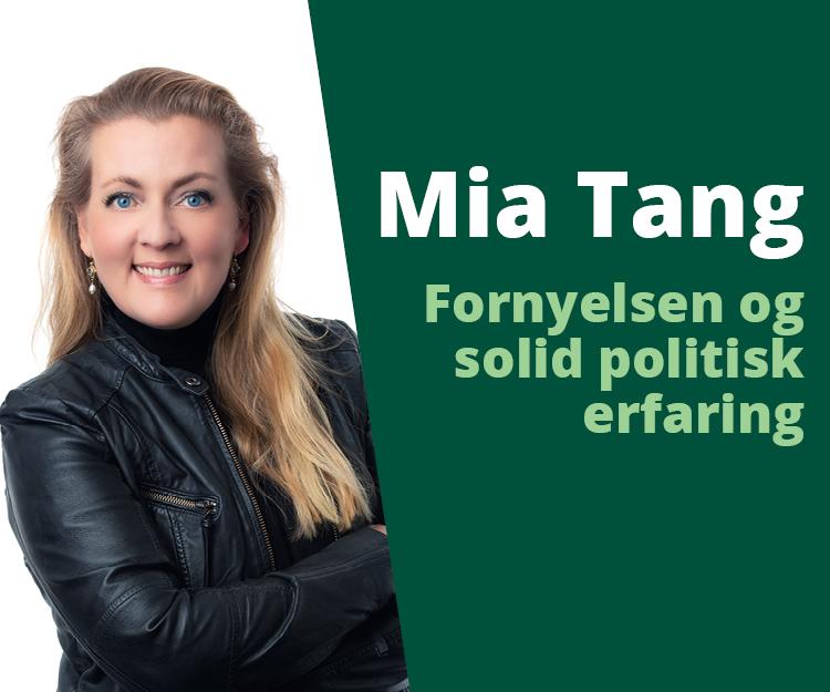 Mia Tang kampagne