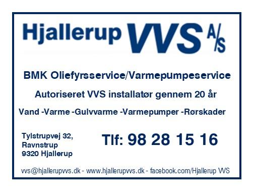 Hjallerup VVS